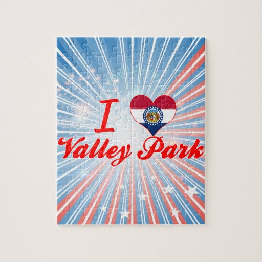 I Love Valley Park, Missouri Puzzles