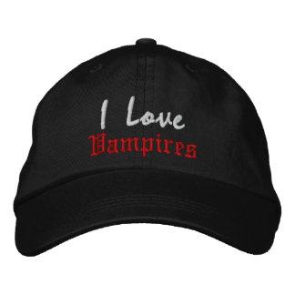 I Love , Vampires Cap