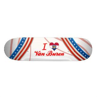 I Love Van Buren, Missouri Skateboards