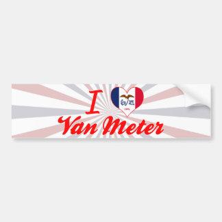 I Love Van Meter, Iowa Bumper Sticker