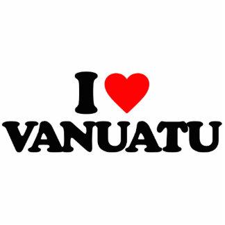 I LOVE VANUATU PHOTO SCULPTURES