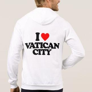 I LOVE VATICAN CITY HOODIE