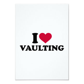 I love Vaulting Card