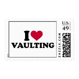 I love Vaulting Postage