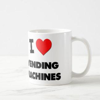 I love Vending Machines Coffee Mug