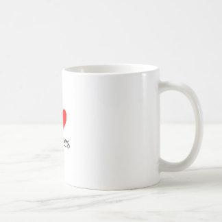 I Love Veneers Classic White Coffee Mug