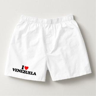 I LOVE VENEZUELA BOXERS
