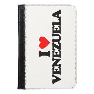 I LOVE VENEZUELA iPad MINI CASE