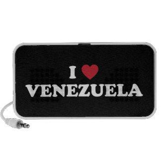 I Love Venezuela Travel Speaker