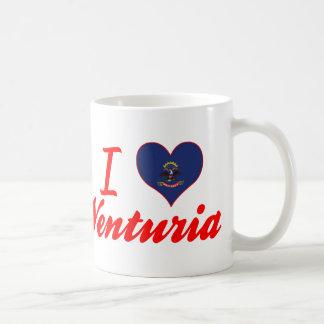 I Love Venturia, North Dakota Coffee Mug