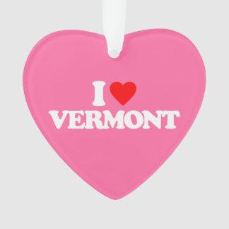 I LOVE VERMONT