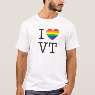 I Love Vermont Shirt