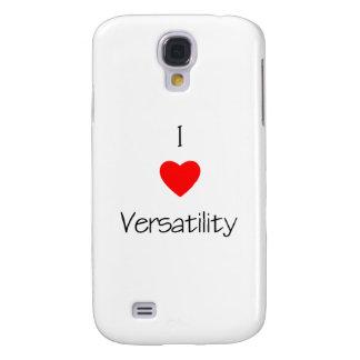 I Love Versatility Samsung Galaxy S4 Cover