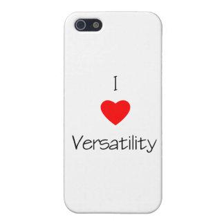 I Love Versatility iPhone 5/5S Case