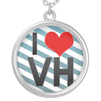 I Love VH Necklaces