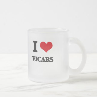 I love Vicars Coffee Mugs