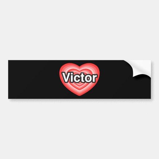 I love Victor. I love you Victor - 13.3KB