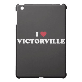 I love Victorville California iPad Mini Covers
