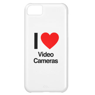 i love video cameras case for iPhone 5C