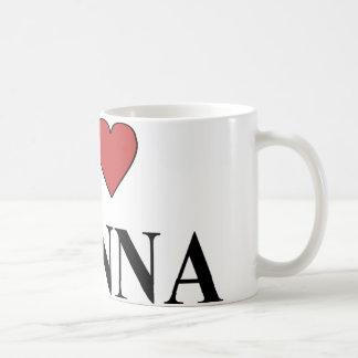 I Love Vienna Coffee Mug