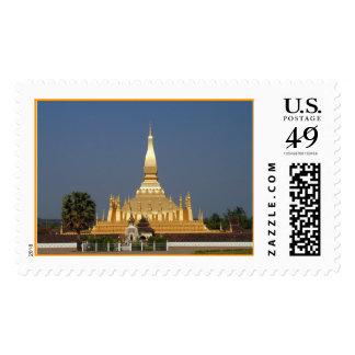 I Love Vientiane Stamp