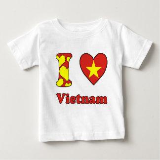 I love Vietnam Baby T-Shirt