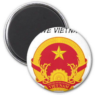 I LOVE VIETNAM-DESIGN 1 FROM 933958STORE REFRIGERATOR MAGNET