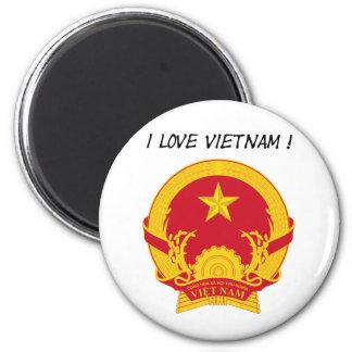 I LOVE VIETNAM-DESIGN 1 FROM 933958STORE REFRIGERATOR MAGNETS