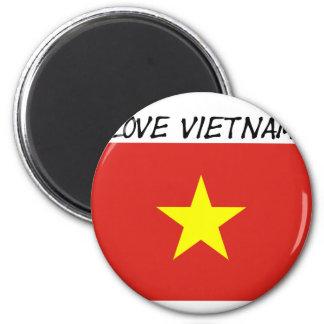 I LOVE VIETNAM-DESIGN 2 FROM 933958STORE REFRIGERATOR MAGNET