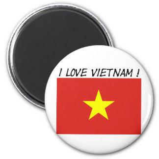 I LOVE VIETNAM-DESIGN 2 FROM 933958STORE MAGNET