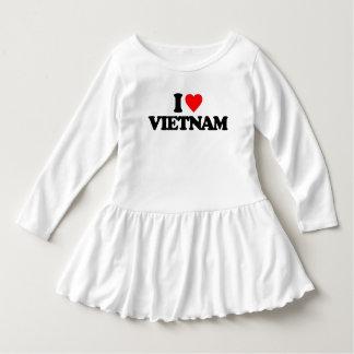 I LOVE VIETNAM DRESS
