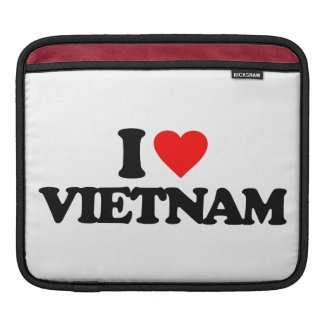 I LOVE VIETNAM SLEEVES FOR iPads