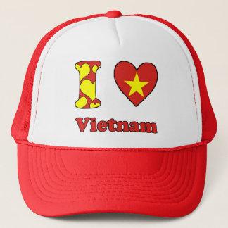 I love Vietnam Trucker Hat