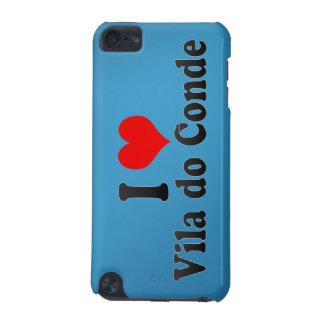 I Love Vila do Conde, Portugal iPod Touch 5G Case