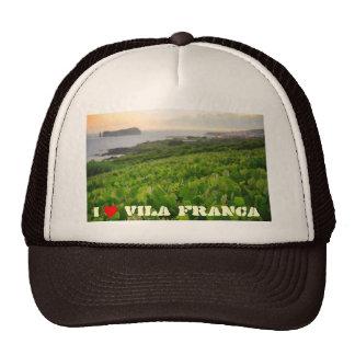 I Love Vila Franca Trucker Hat