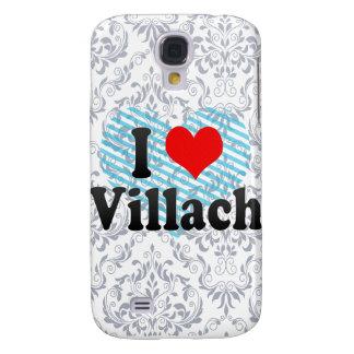 I Love Villach Austria Galaxy S4 Cover