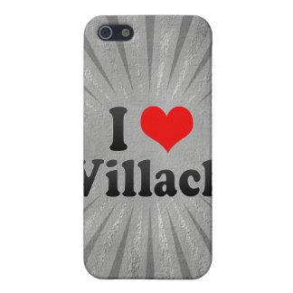I Love Villach Austria iPhone 5 Covers