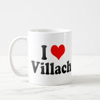 I Love Villach Austria Coffee Mug