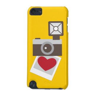 I Love Vintage Camera iPod Touch (5th Generation) Case