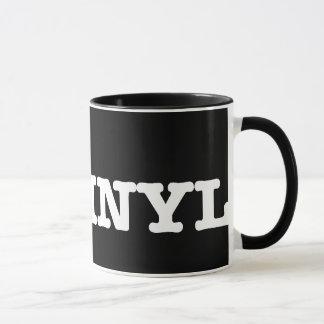 i love vinyl2 mug