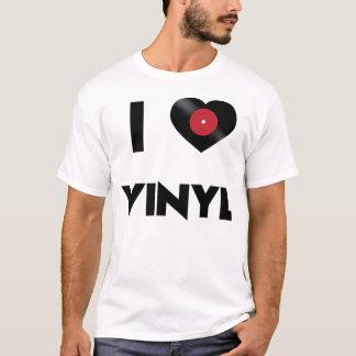 I Love Vinyl T-Shirt
