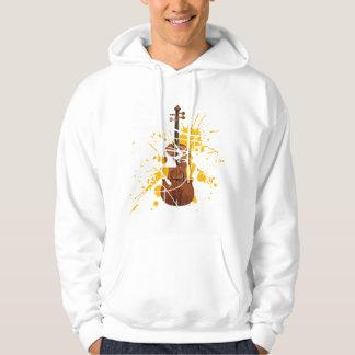 I Love Violin Hoodie