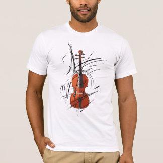 I Love Violin T-Shirt