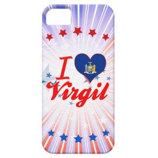I Love Virgil, New York iPhone 5 Case