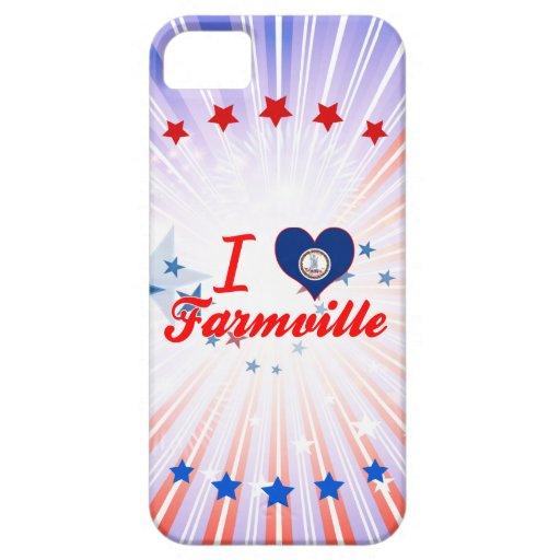 I Love Virginia iPhone 5 Case