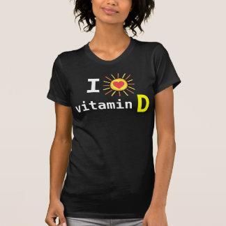 I Love Vitamin D T-Shirt