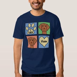 I Love Vizslas Shirt