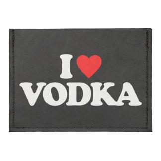I LOVE VODKA TYVEK® CARD WALLET