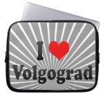 I Love Volgograd, Russia Laptop Sleeve