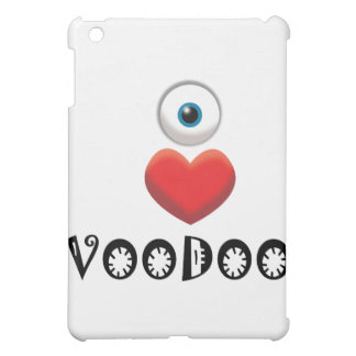 I LOVE VOODOO CASE FOR THE iPad MINI